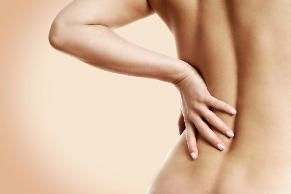 10 Surprising Reasons for Your Back Pain