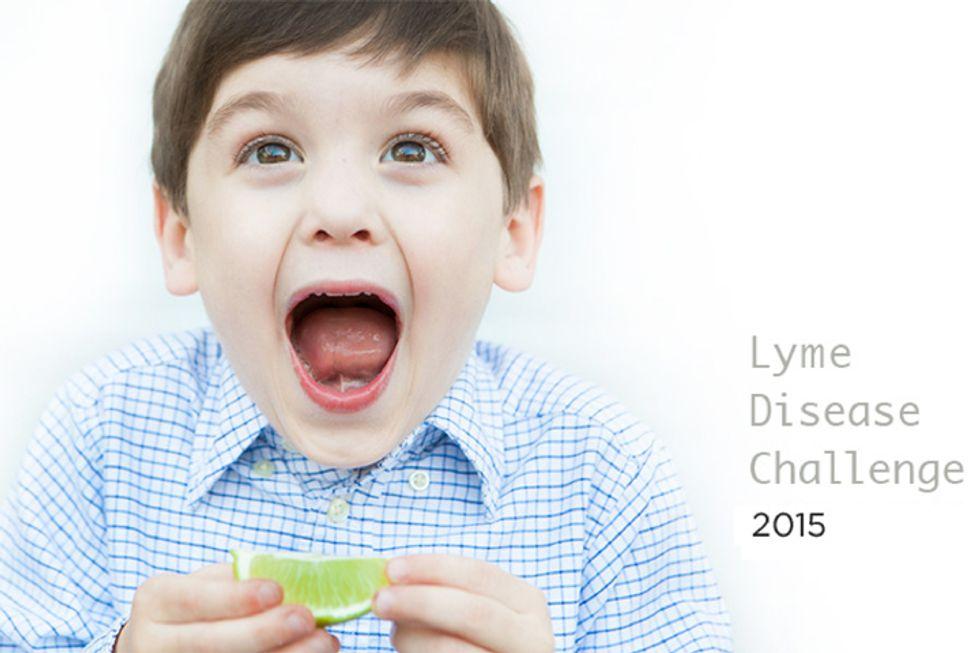 Take the Lyme Disease Challenge!