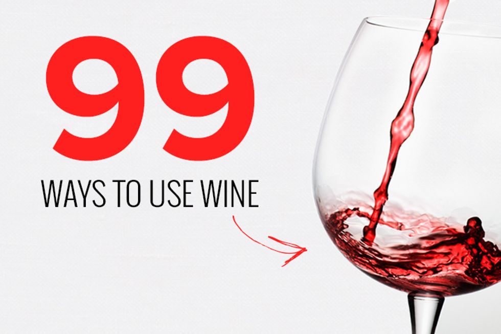 Surprising Uses for Wine
