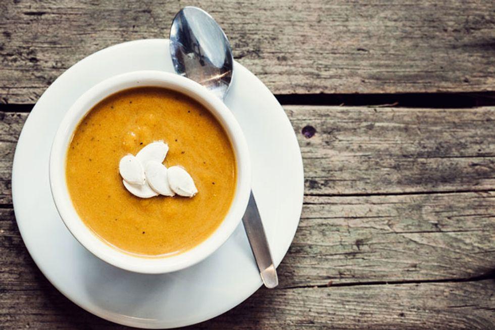 Lisa's Autumn Harvest Soup
