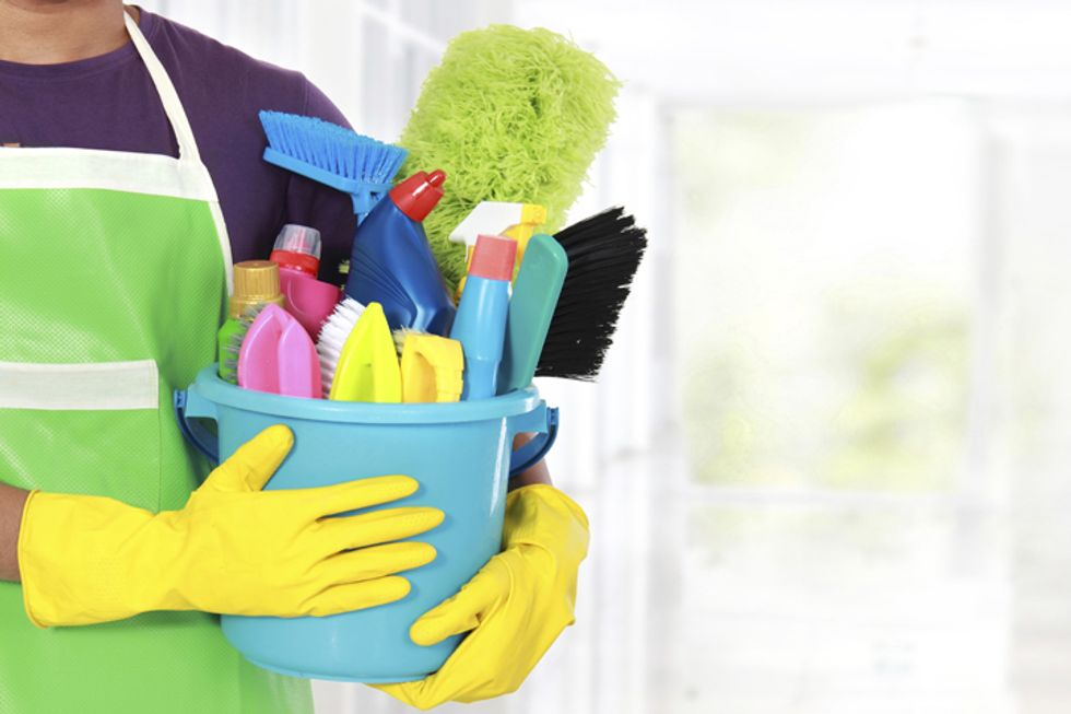 7 Cleaning Cheats to Make Your Life Easier