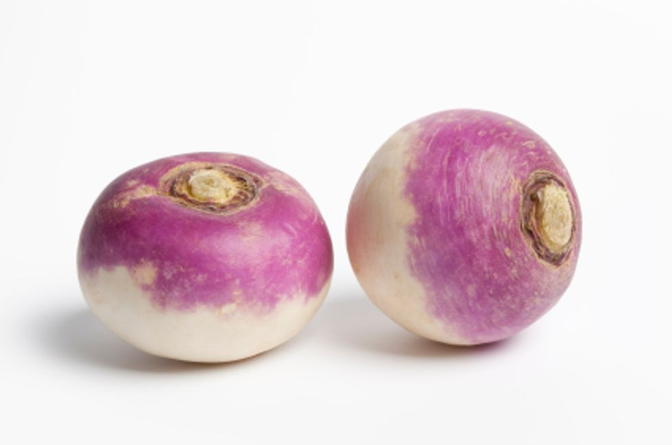 The Taste Tester's Mashed Turnips