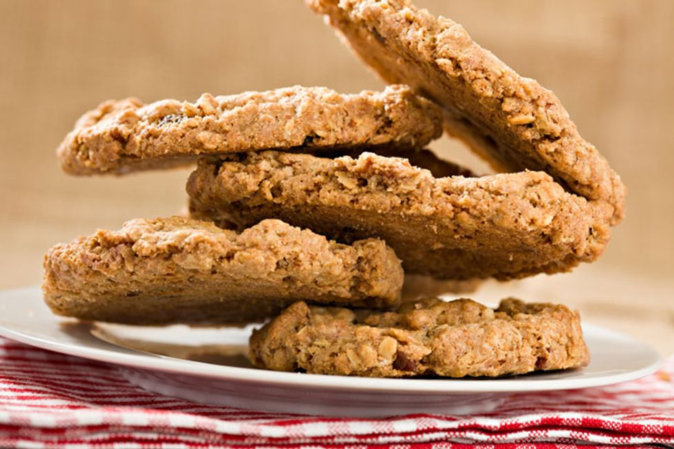 Post Shredded Wheat Chewy Cherry Cookies