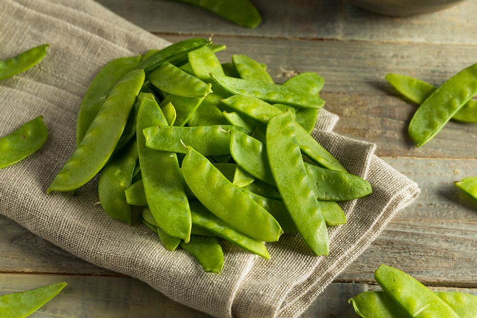 Gluten-Free Asian Bean Salad With Tahini Dressing