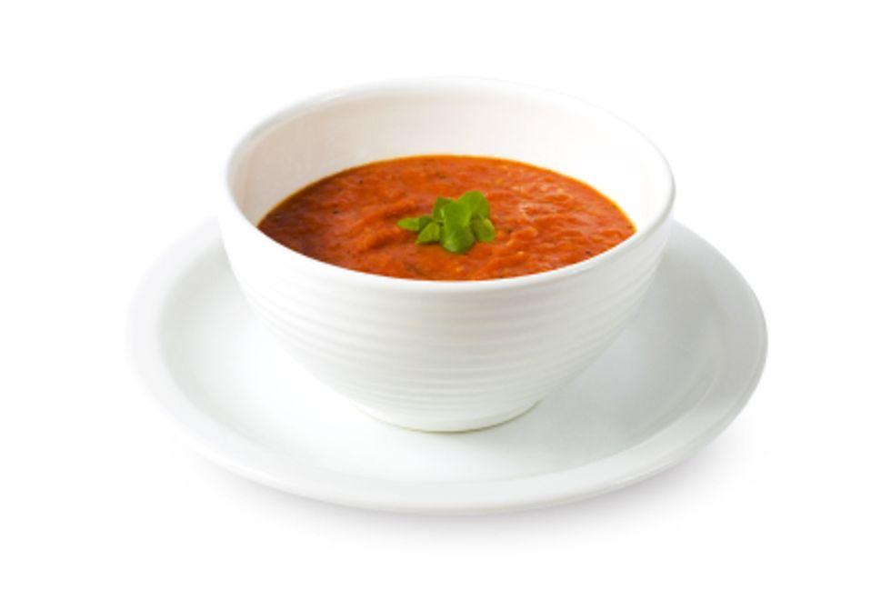 """Cream"" of Tomato Soup"