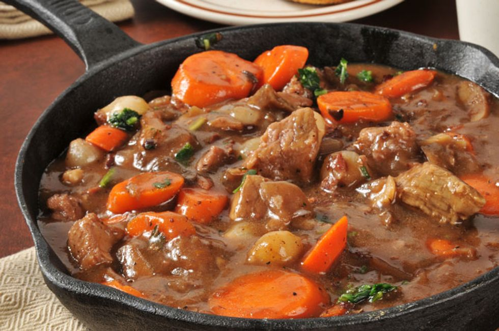Karl Nielsen's Beef Stew