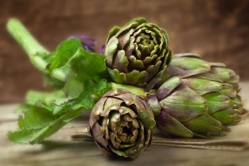 Dr. Lemole's Longevity Recipes: Arabella's Artichokes