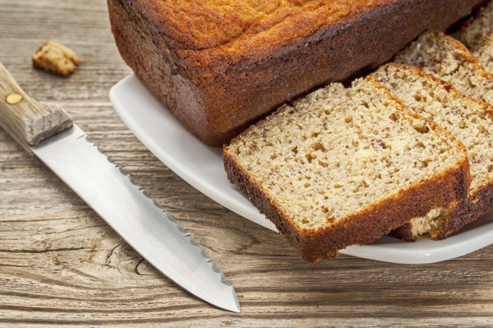 Laura Prepon's Gluten-Free Almond Bread