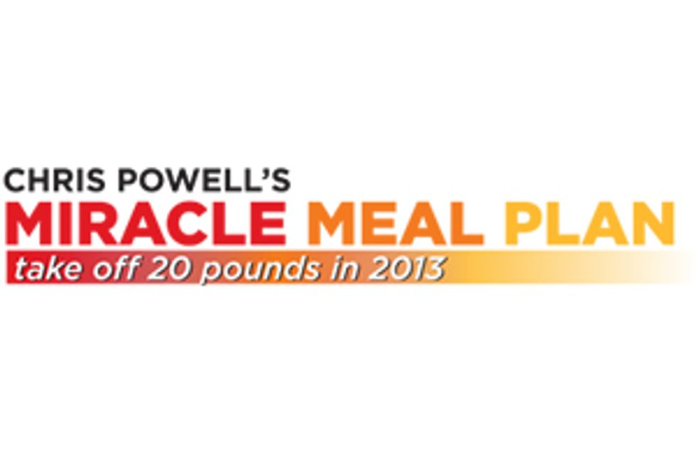 Chris Powell's Miracle Meal Plan