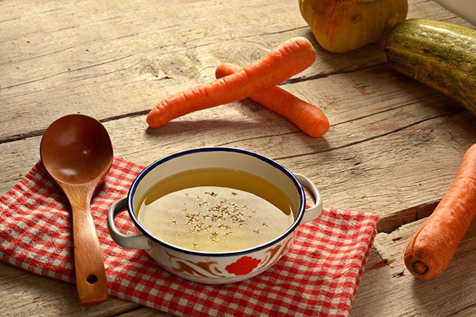 Dr. Oz's 2-Week Rapid Weight-Loss Plan: Vegetable Broth