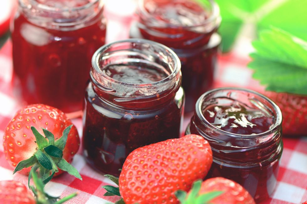 Chia Jams and Jelly