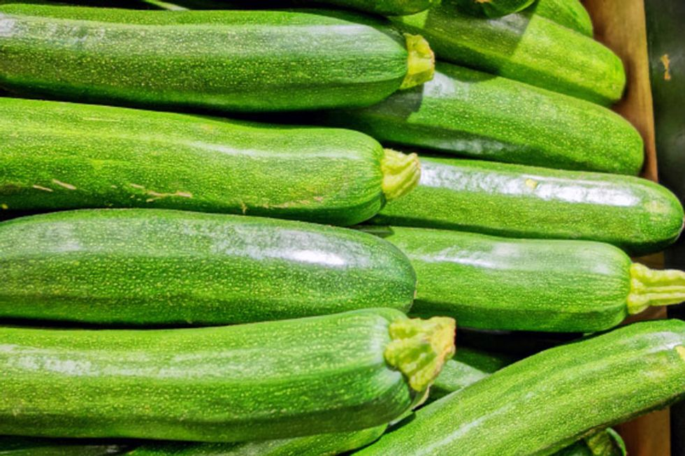 Pan-Steamed Zucchini and Yellow Squash Noodles