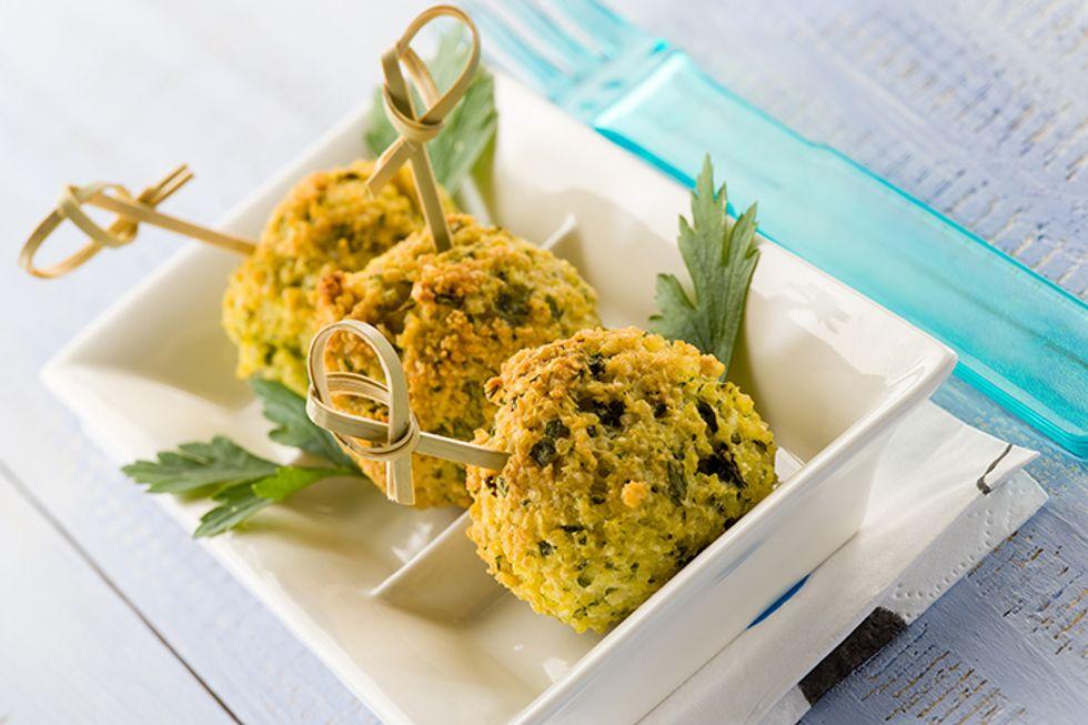 Quinoa Meatless Balls