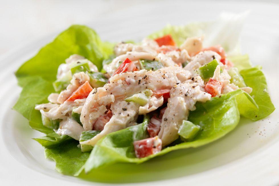 Minimal Mercury Tuna Salad