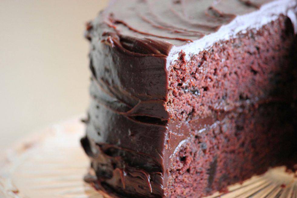 Dr. Joel Fuhrman's Healthy Chocolate Cake