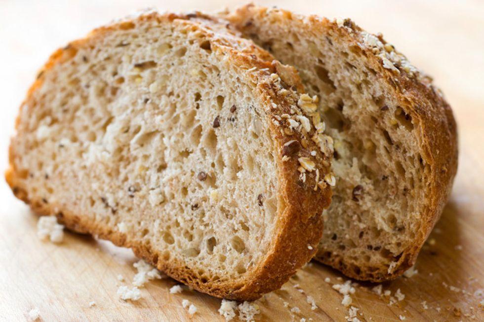Dan Buettner's Ikarian-Style Sourdough Bread