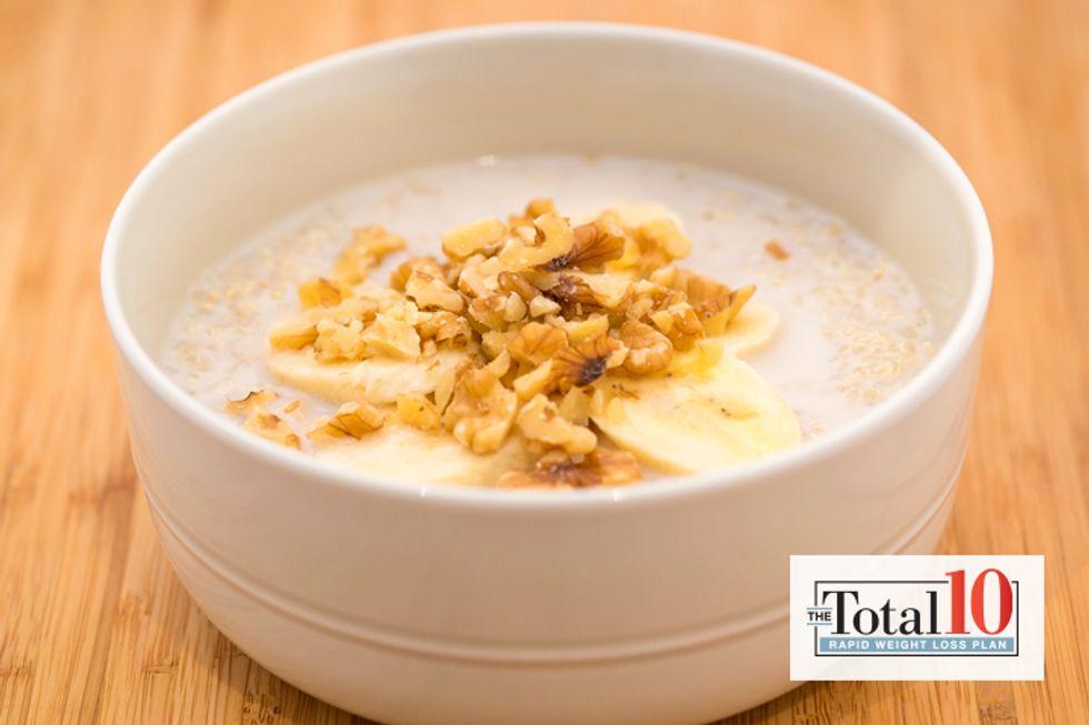 Total 10 Quinoa Crunch Cereal