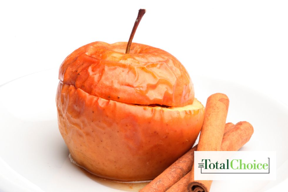 Total Choice Baked Apple with Cinnamon