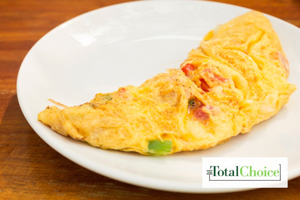 Total Choice Super Cheese Veggie Omelet
