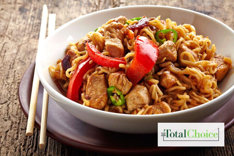Total Choice Spicy Thai Chicken Bowl