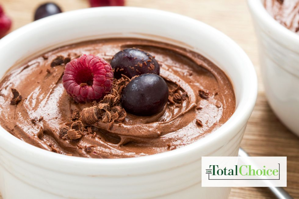Total Choice Chocolate Pudding