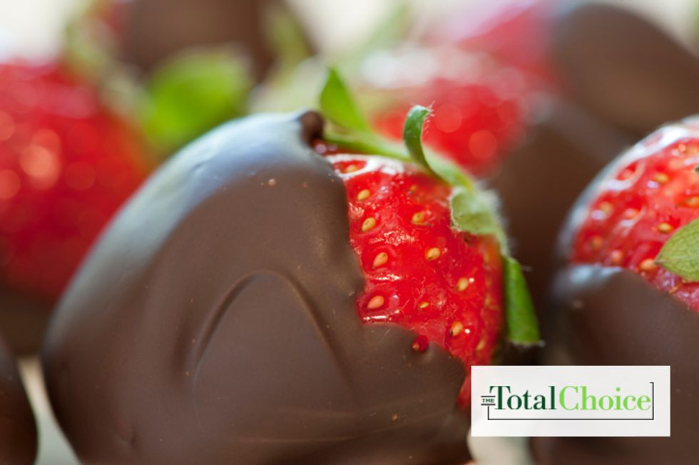 Total Choice Chocolate-Covered Strawberries