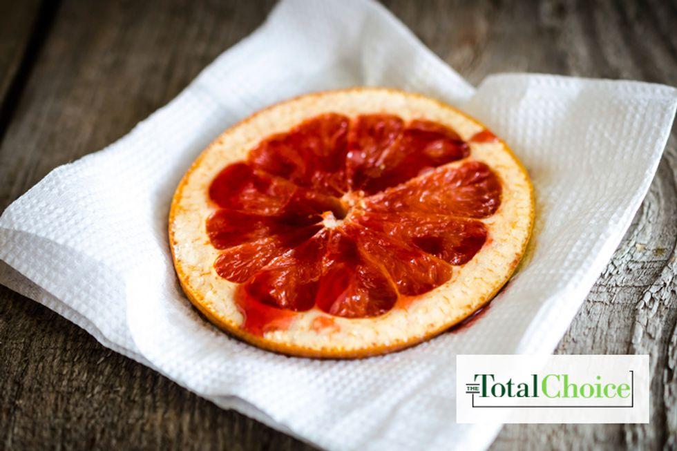 Total Choice Baked Grapefruit