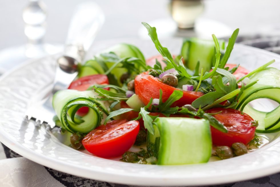 Lemon Caper Dressing for Salads