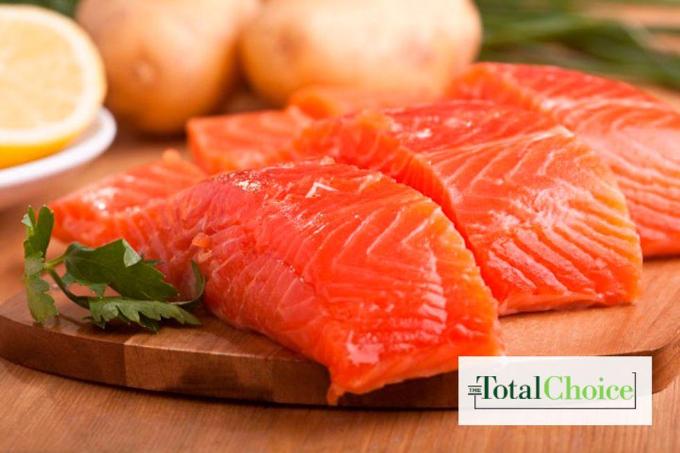 Total Choice Roasted Wild King Salmon
