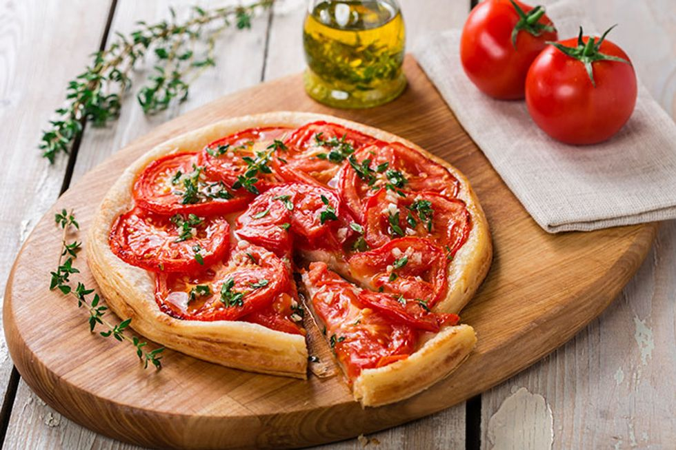 Paula Deen's Tomato Pie