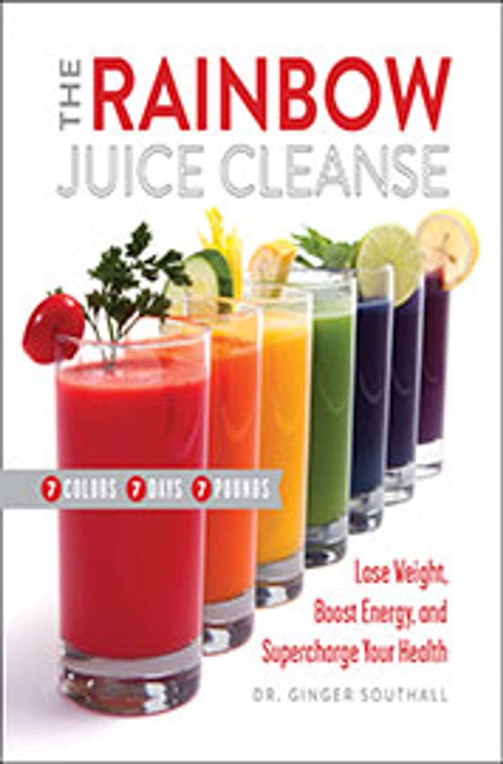An Excerpt From The Rainbow Juice Cleanse