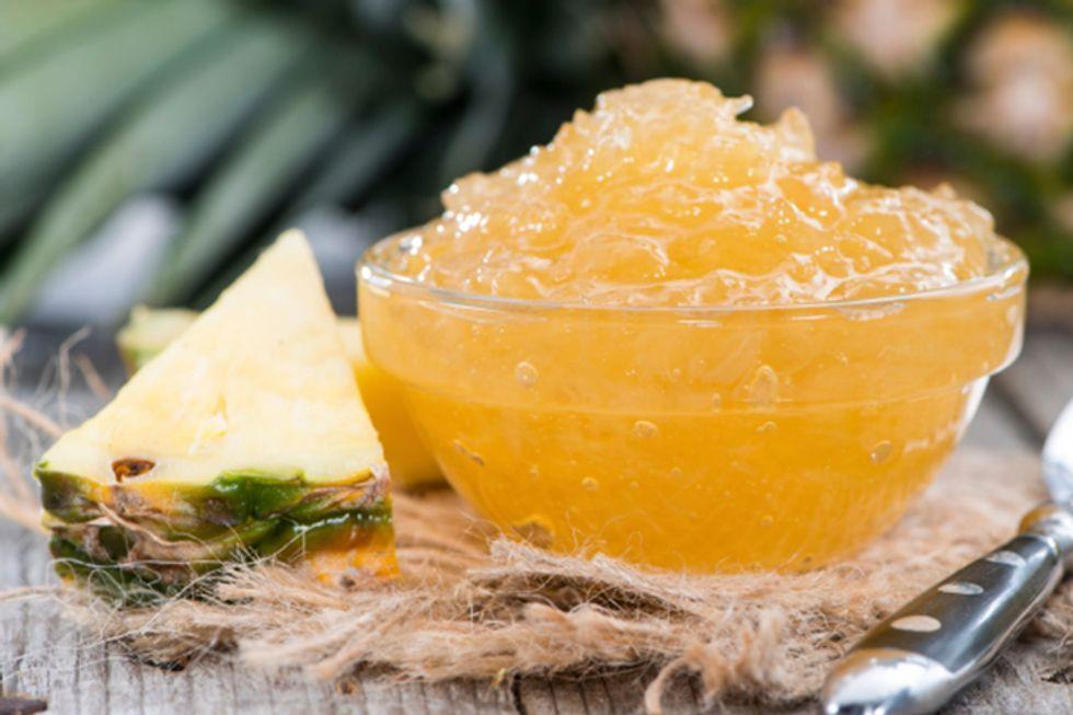 Angie Martinez's Pineapple Marmalade