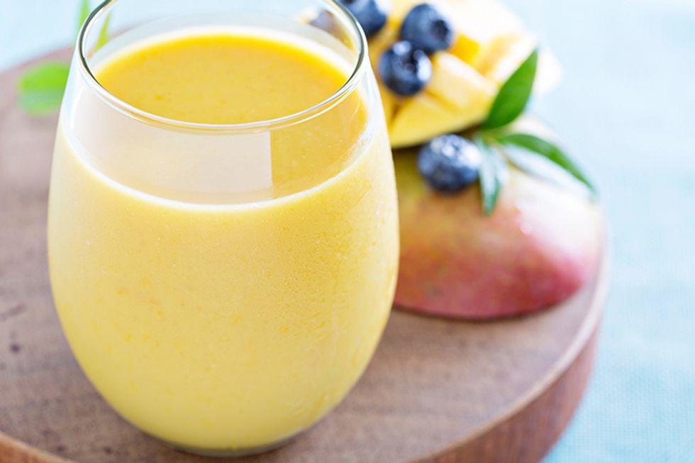 Dr. Oz's 3-Day Detox Cleanse Dinner Smoothie