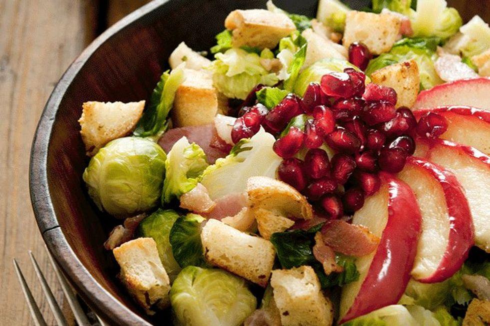 Chef Roble's Winter Citrus Salad