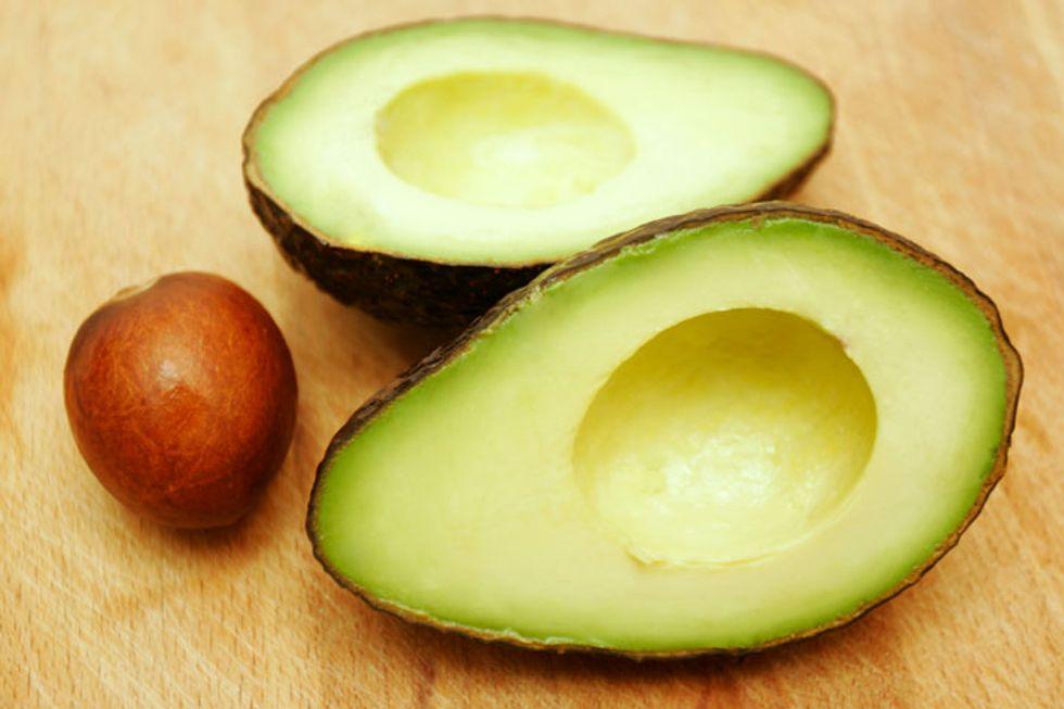 Janice's 30-Second Avocado Bowl