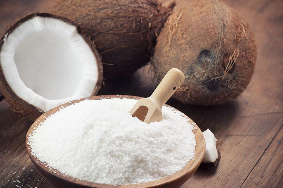 Coconut Baconless Bits