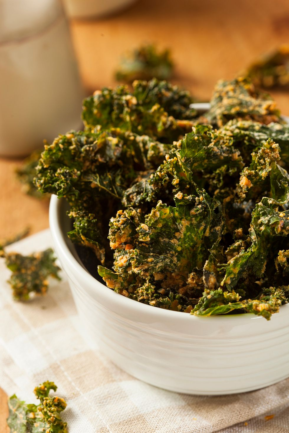 Whole30 Smoky Barbecue-Spiced Kale Chips