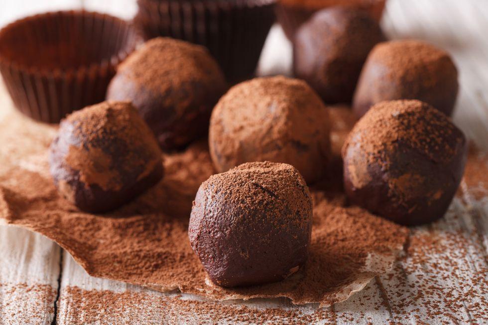 Brazil Nut Truffles