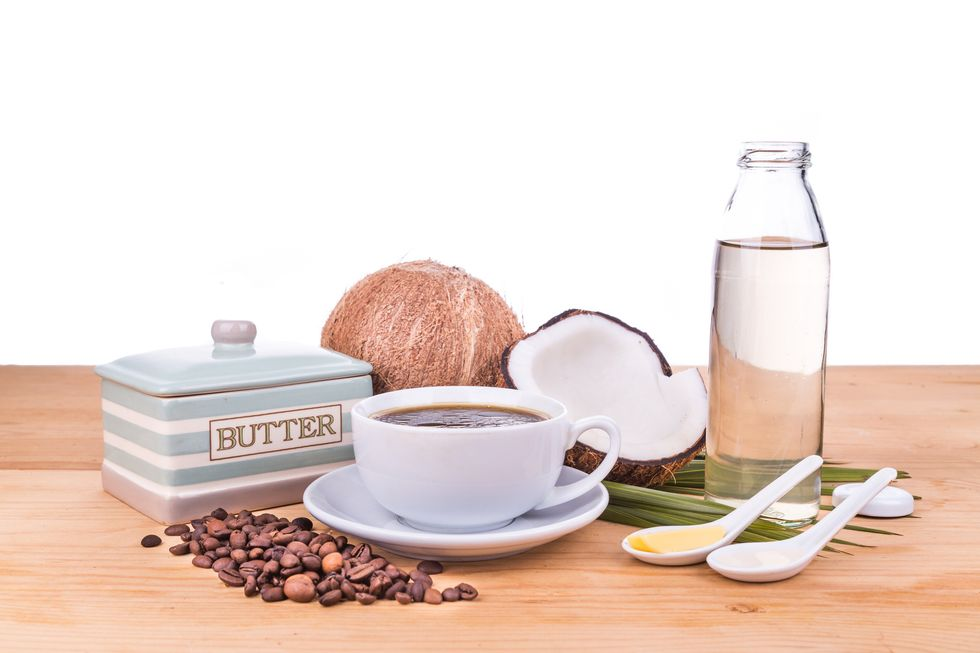 Dave Asprey's Hunger-Fighting Bulletproof Coffee