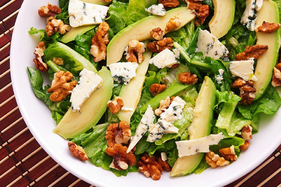 Endive and Avocado Salad