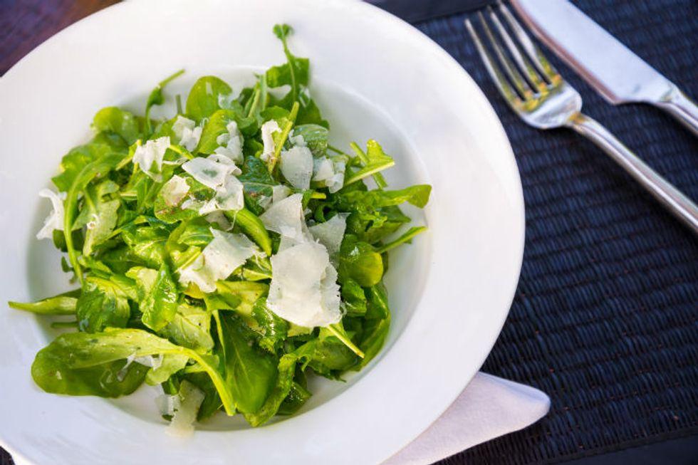 Ming Tsai's Watercress Salad