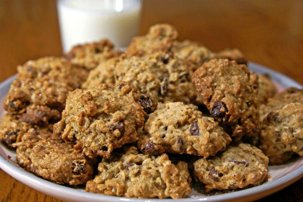 Brain-Healthy Chocolate Chip Cookies
