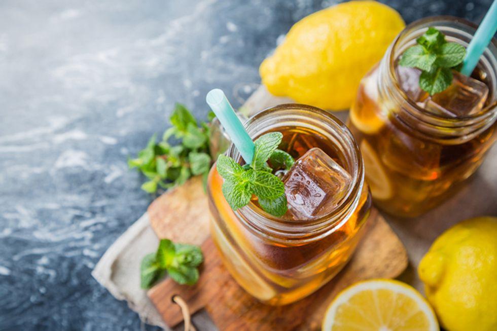 Licorice Root Iced Tea