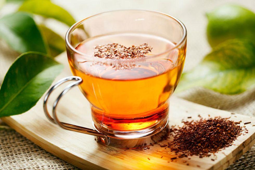 Nighttime Milk Thistle Tea