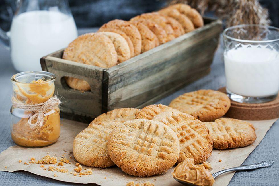 Peanut Butter Oatmeal Softies