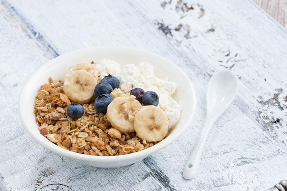 Post Grape-Nuts Crunchy Cottage Cheese