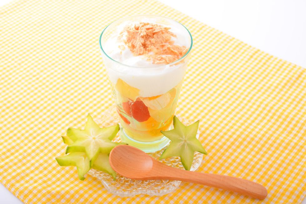 The Monday Dieter 4-Layer Ultimate Flat Belly Dessert