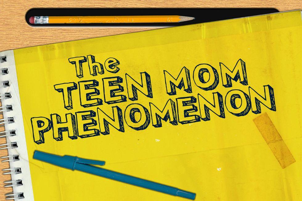 Web Exclusive: MTV's Teen Moms Speak Out