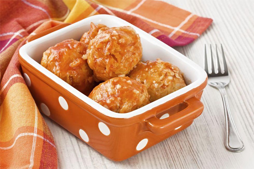 Vegan Meatballs With Quinoa
