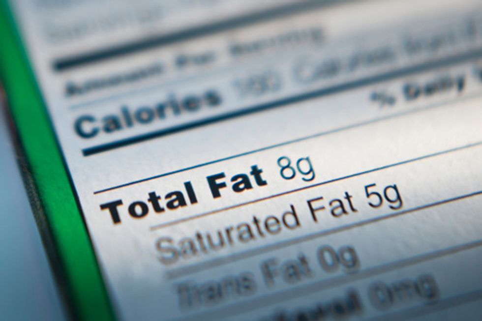 Food Label Detective: How to Spot the Good Fats